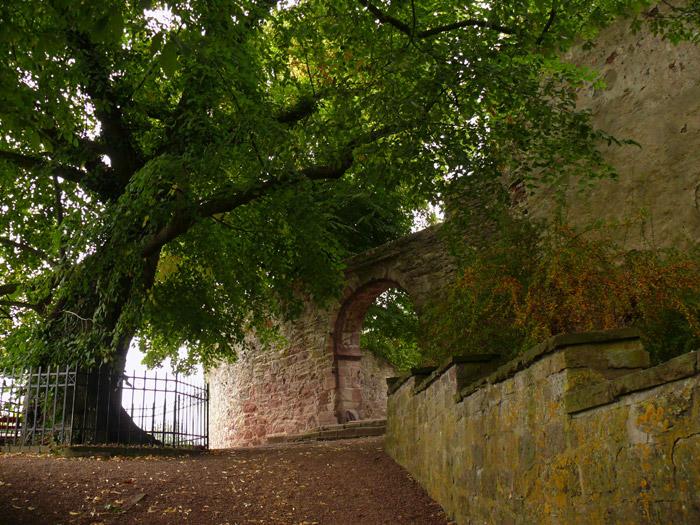 Burglind in Blomberg