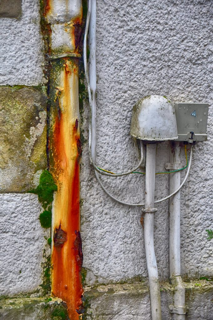 Streetart Art Kunst Mauer Haus