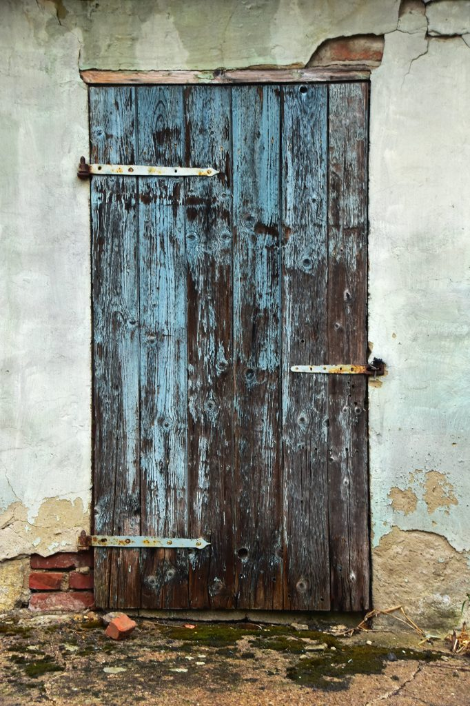 Streetart Art Kunst Haus Tür